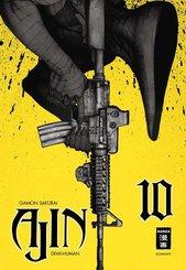 AJIN - Demi-Human - Bd.10
