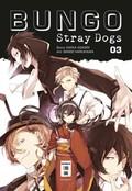 Bungo Stray Dogs - Bd.3