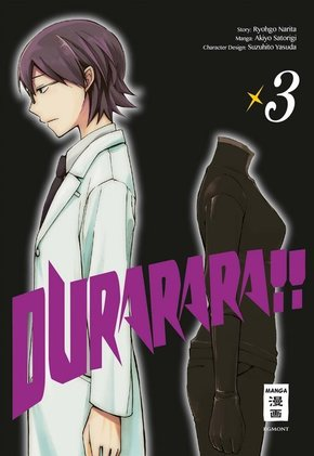 Durarara!! - Bd.3