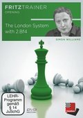 The London System with 2. Bf4, 1 DVD-ROM