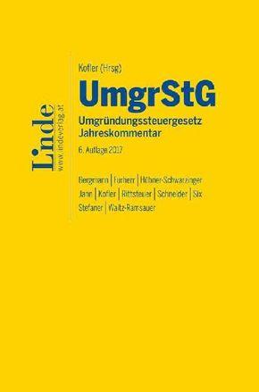 Umgründungssteuergesetz, Kommentar (f. Österreich)