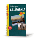 California Marco Polo Travel Guide - with pull out map