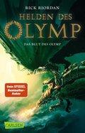 Helden des Olymp - Das Blut des Olymp