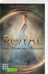 Royal: Eine Krone aus Alabaster