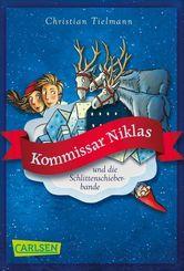 Kommissar Niklas und die Schlittenschieberbande