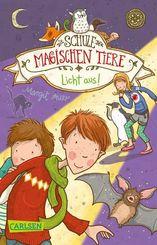 Die Schule der magischen Tiere: Licht aus!