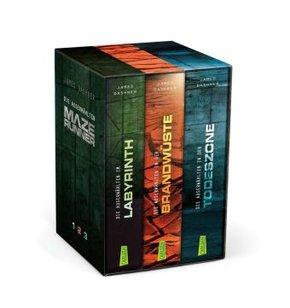 Die Auserwählten - Maze Runner (3 Bücher)
