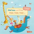 Hör mal: Verse für Kleine: Hopp, hopp, hopp ..., m. Soundeffekten