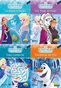 Disney: Die Eiskönigin - Völlig unverfroren, 4 Bde.
