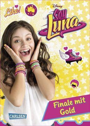 Soy Luna - Finale mit Gold
