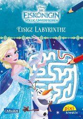 Die Eiskönigin - Völlig unverfroren, Eisige Labyrinthe