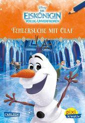 Die Eiskönigin - Völlig unverfroren, Fehlersuche mit Olaf