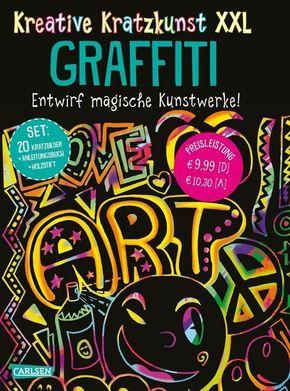 Kreative Kratzkunst XXL: Graffiti