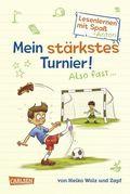 Antons Fußball-Tagebuch - Mein stärkstes Turnier! Also fast ...