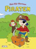 Mein Mal-Abenteuer: Piraten