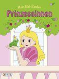 Mein Mal-Zauber: Prinzessinnen