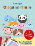Lustige Origami-Tiere