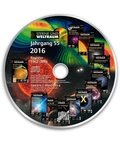 Sterne und Weltraum 2016, 1 CD-ROM