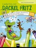 Liederhits mit Dackel Fritz - BUCH