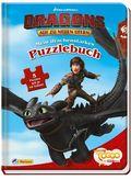 DreamWorks Dragons - Mein drachenstarkes Puzzlebuch