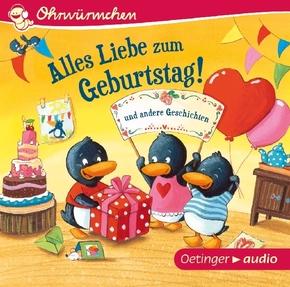 Alles Liebe zum Geburtstag! und andere Geschichten, Audio-CD