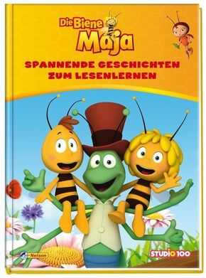 Die Biene Maja -  Spannende Geschichten zum Lesenlernen