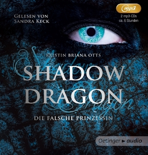 Shadow Dragon - Die falsche Prinzessin, 2 MP3-CDs