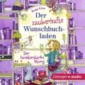 Der zauberhafte Wunschbuchladen - Der hamsterstarke Harry, 3 Audio-CDs