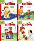 Caillou - Nr.17-20 (24 Expl. (4 Titel))