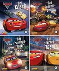 Disney Cars, 4 Hefte - Nr.5-8
