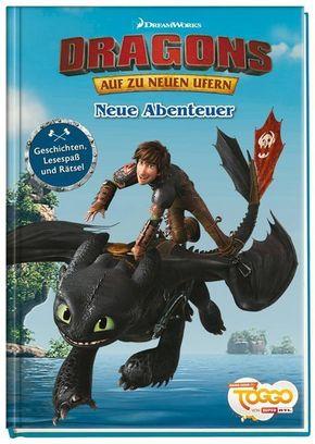 DreamWorks Dragons Auf zu neuen Ufern - Neue Abenteuer