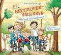 Die Heuhaufen-Halunken - Volle Faust aufs Hühnerauge, 2 Audio-CDs