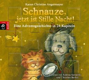 Schnauze, jetzt ist Stille Nacht!, 1 Audio-CD
