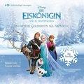Die Eiskönigin - Völlig unverfroren und weitere Geschichten aus Arendelle, 4 Audio-CDs