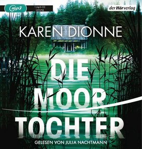 Die Moortochter, 1 MP3-CD