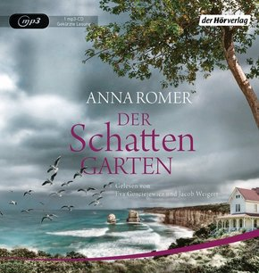 Der Schattengarten, 1 MP3-CD