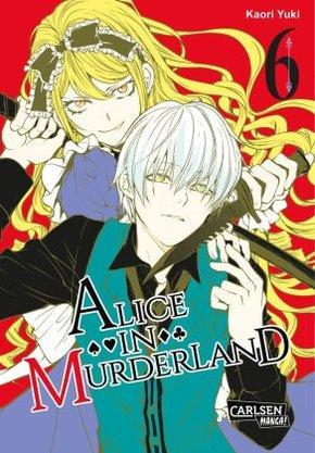Alice in Murderland - Bd.6