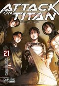 Attack on Titan - Bd.21
