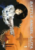Battle Angel Alita - Perfect Edition - Bd.1