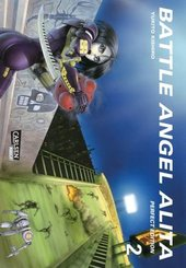 Battle Angel Alita - Perfect Edition - Bd.2