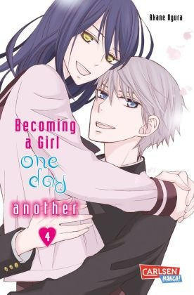 Becoming a Girl one day - another - Bd.4