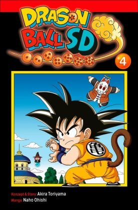 Dragon Ball SD - Bd.4
