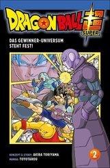 Dragon Ball Super - Das Gewinner-Universum steht fest!