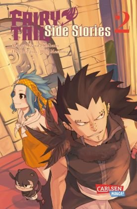 Fairy Tail Side Stories - Road Knight