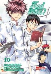 Food Wars - Shokugeki No Soma - Bd.10