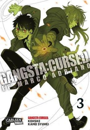 Gangsta:Cursed. - EP_Marco Adriano - Bd.3