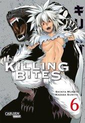 Killing Bites - Bd.6