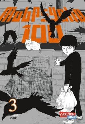 Mob Psycho 100 - Bd.3
