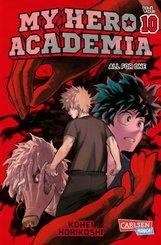 My Hero Academia - Bd.10