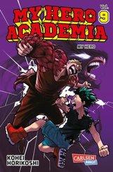 My Hero Academia - Bd.9